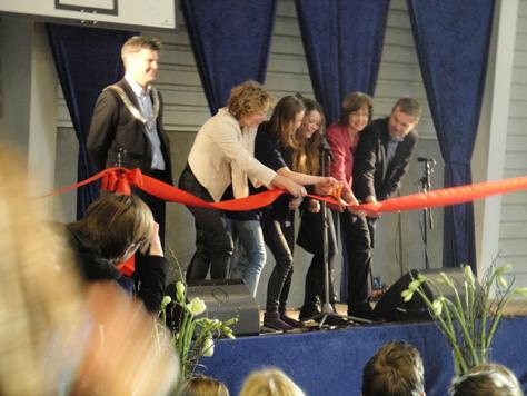 Fredensborg-Skole-indvielse