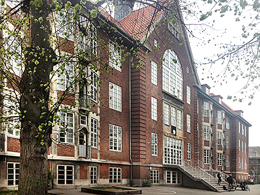 christianhavns skole F