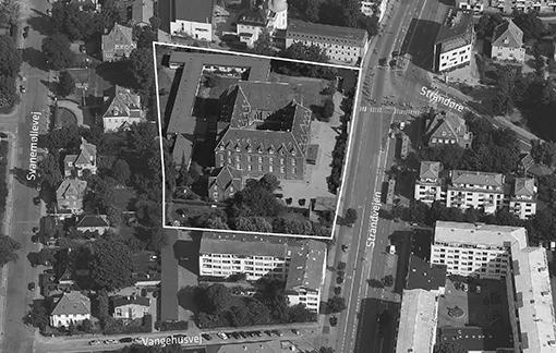 RUBOW arkitekter skal transformere Vatikanets hovedsæde til moderne ældreboliger.