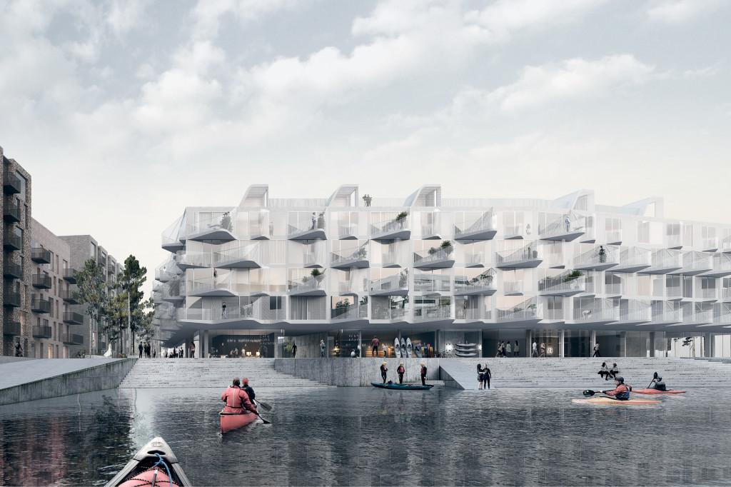 Skyen_boliger i Nordhavn1