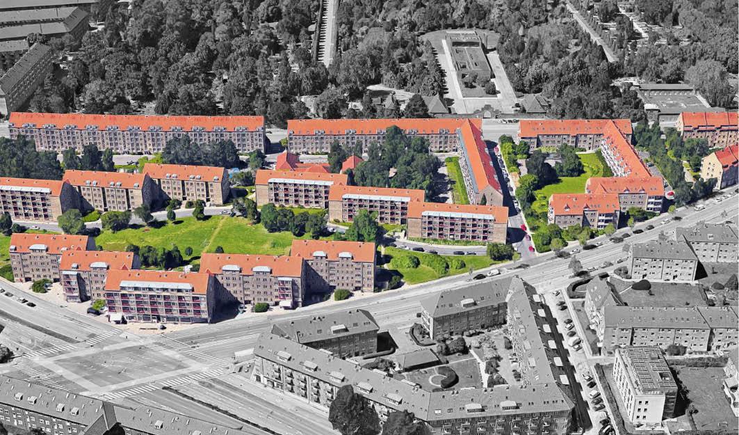 Ikonisk fsb-bebyggelse skal fremtidssikres | RUBOW arkitekter